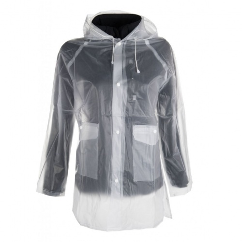Regenjacke-transparent-HKM-fur-Kinder-und-Erwachsene-NEU