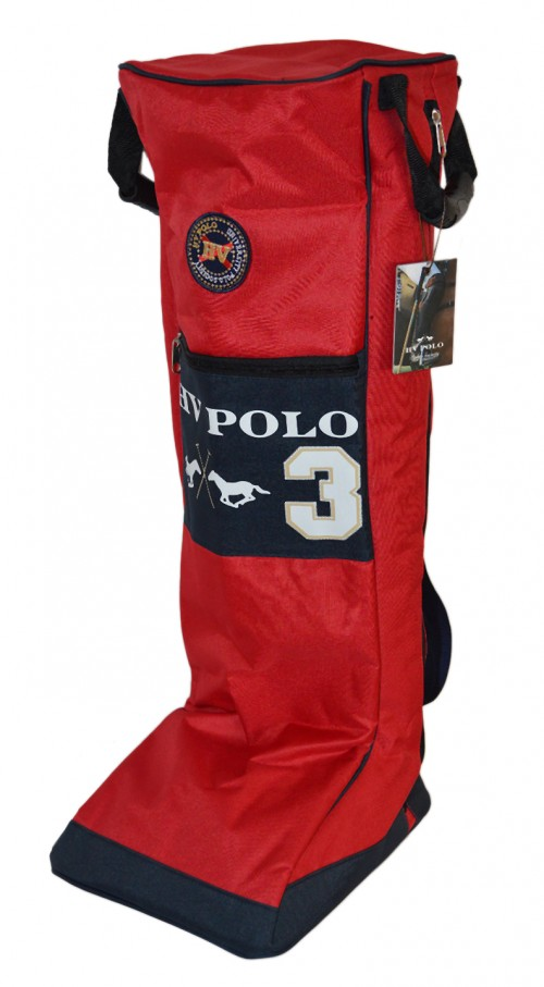 stiefel tasche mendoza hv polo scarlet navy neu ebay. Black Bedroom Furniture Sets. Home Design Ideas